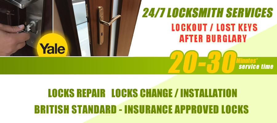 Childs Hill locksmith services